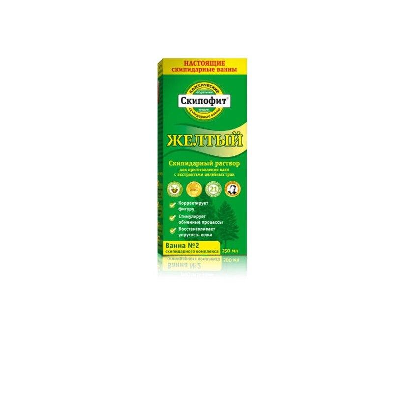 Turpentine Bath Solution Naturopathy, Yellow, 250 Ml