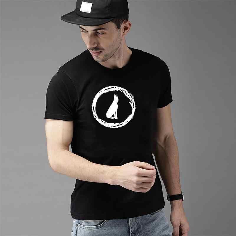 Fitness perro dóberman Pinscher Puppy Doggy s-25xl Camiseta de manga corta divertidas camisetas Unisex hombres