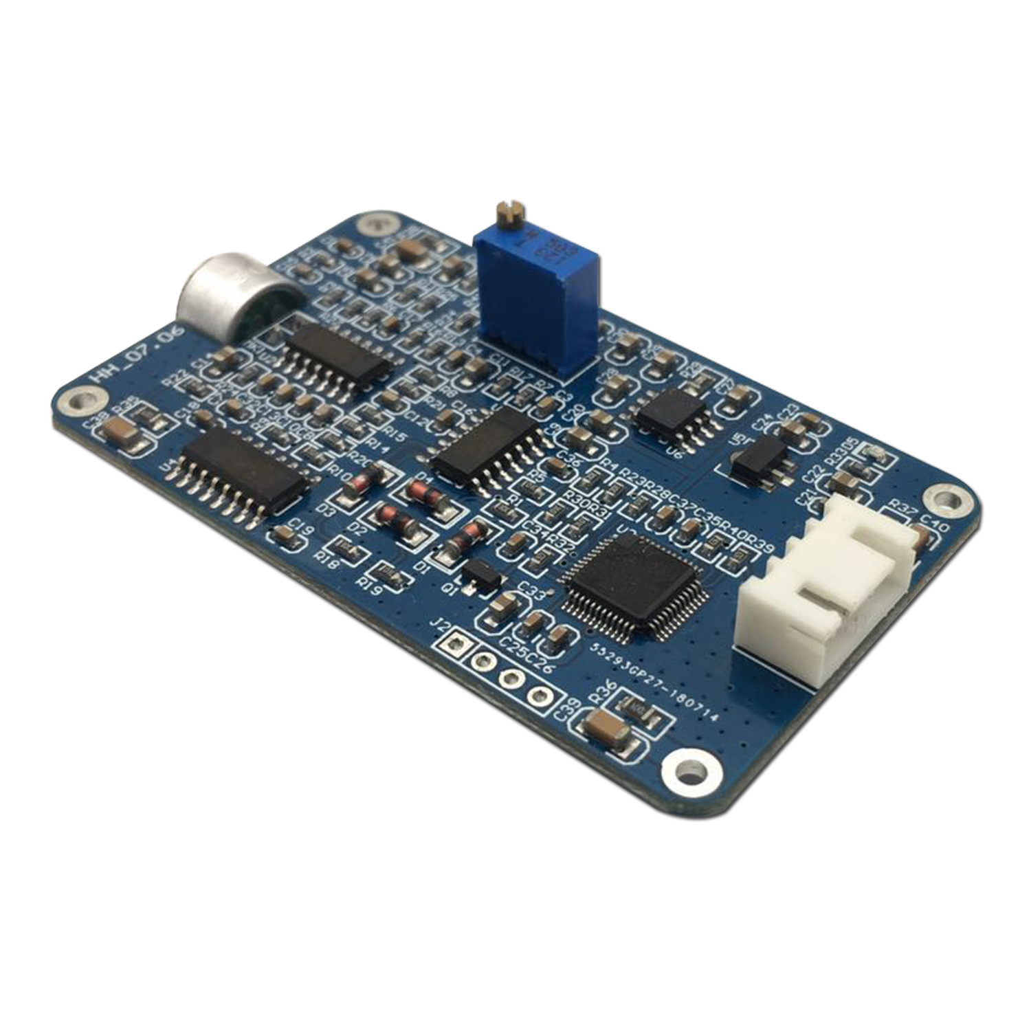 Noise Detection Module Sound Sensor Module Serial TTL Interface Modbus Protocol