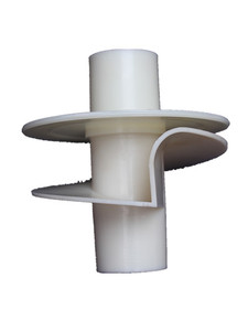 Image 2 - New cyclone 1 pcs cyclone dust collector Filter Turbocharged Cyclone