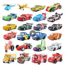 Pixar Racing 3 LOL 2 whirlwind Mai Kun mother storm storm 1:55 die-casting metal alloy toy car 2 children's best Christmas gift