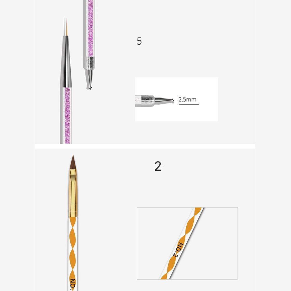 10 pcs caneta de desenho para casa 04