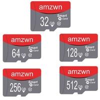 Micro SD Card 100 Mb/s 128 GB 32GB 64GB SD/TF scheda di memoria Flash classe 10 32 64 128 GB MicroSD flash drive ad alta velocità TF Card
