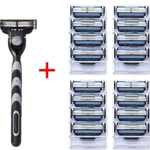 16pcs+1pcs Holder 3 Men Face S