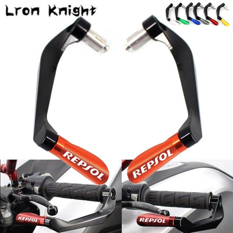 Für HONDA CBR 250R 300R CBR500R CB500F CB600F CB190R CB190X Motorrad CNC Lenker Griffe Bremse Kupplung Hebel Schutz Protector