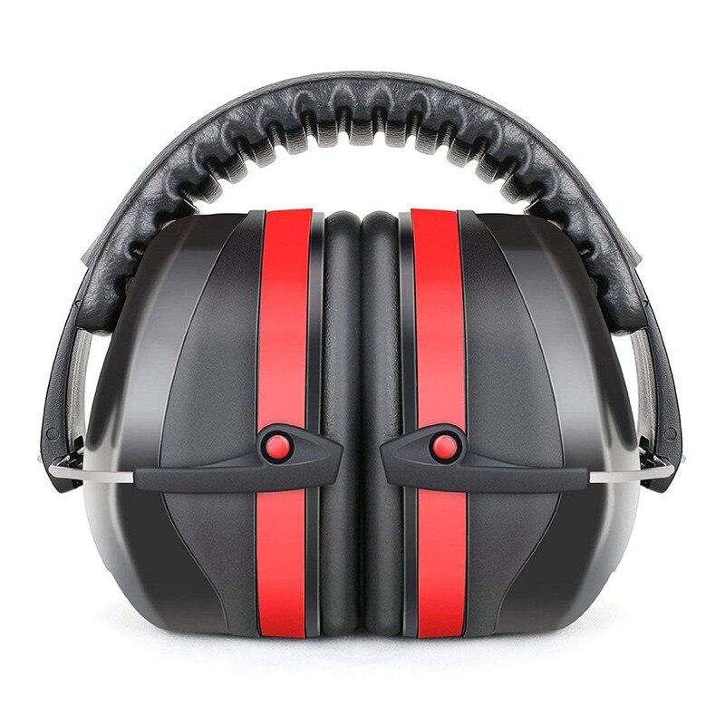 Регулируемые наушники, Защита слуха, наушники, шумоподавление для спортивной съемки для взрослых и детей