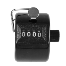 counter counting counting, by clicking on the hand camera Golf counting
