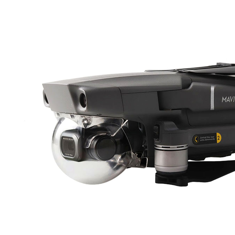 YULAI 2mavic2pro/Zoom Unmanned Aerial Vehicle Lens Cover Cradle Head Protection