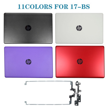 цена на NEW Laptop LCD Back Cover For HP 17-BS Series LCD BACK A Cover 11 Colors 933297-001 926483-001 926484-001 926489-001 926482-001