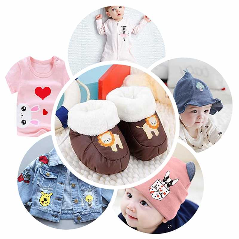 Parches bonitos de animales para perros y gatos, pegatinas para niños y niñas, apliques para planchar en la ropa, parches de dibujos y letras diy, 2020