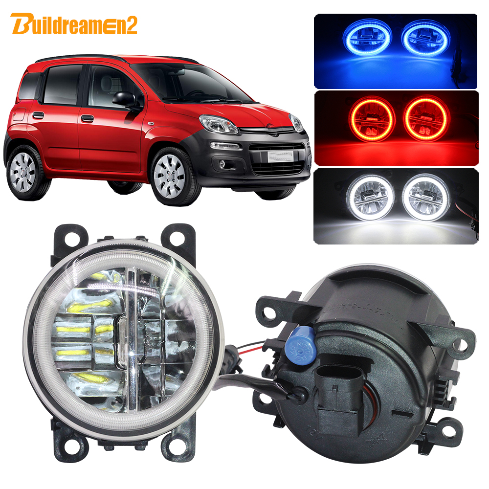 July King H11 LED Day Running Lights 6500K 1260LM 18W LED Fog Lamps for Prius 2010-2013