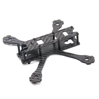 TCMMRC  X140HV FPV Drone Frame 140mm 3 Inch Carbon Fiber FPV Racing Frame Kit zmr 200 through four axis quadcopter frame 200 all metal head one carbon fiber plate 4mm lightweight racing for uav fpv flysky