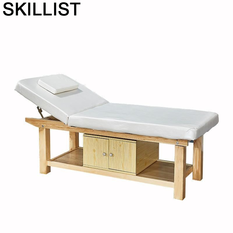 Tafel Pedicure Para Cama Tempat Tidur Lipat Mueble De Tattoo Table Camilla Masaje Plegable Folding Salon Chair Massage Bed