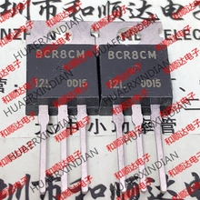 Новый и оригинальный BCR8CM-12L-220 600V 8A