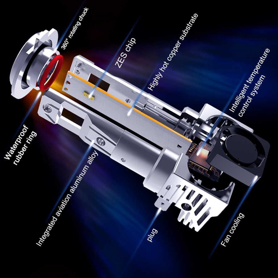Avacom LED سيارة العلوي 12 فولت ZES 6500K 15000Lm 72 واط السيارات DRL الضباب مصباح سيارة هوندا مدينة/سيفيك/جواز سفر/الطيار/مقدمة/الطيار/مقدمة