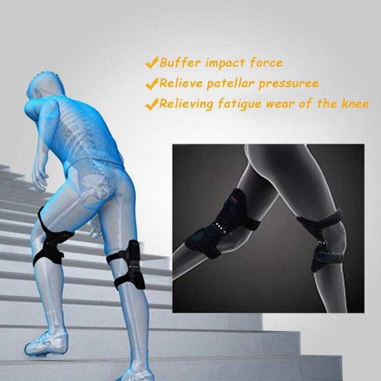 Reforço de proteção do joelho apoio joint