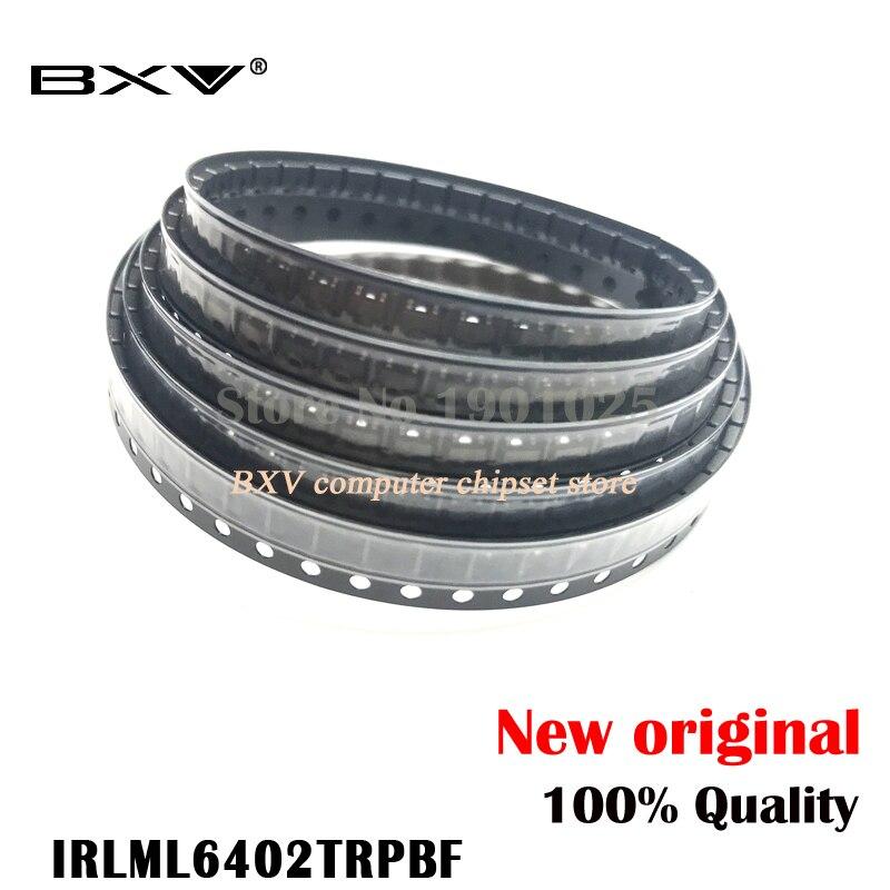 20pcs IRLML6402TRPBF IRLML6402 SOT23 SOT23-3 SOT IRLML6402TR MOSFET New Original Free Shipping