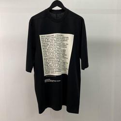 20ss Owen seak Uomini T Camicia 100% degli uomini di Abbigliamento Hip Hop Magliette e camicette di Cotone Gothic Magliette Solido Delle Donne di Estate OverSize sweetwear T Shirt