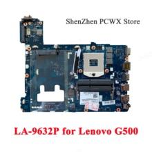 VIWGP/GR LA 9632P עבור Lenovo G500 האם מחשב נייד נבדק 100% עבודה HM70 Mainboard באיכות גבוהה משלוח חינם