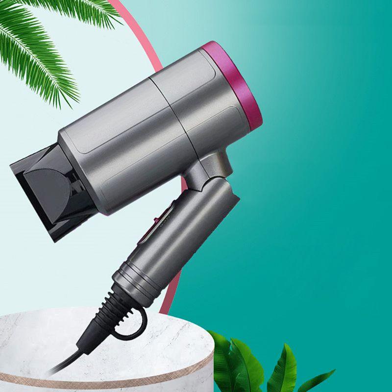 EU/JP/US Mini Folding Hair Dryer Portable Hotel Home Travel Hair Dryers|Hair Dryers| |  - title=