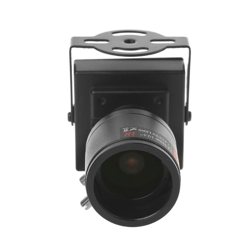 700TVL 2.8-12mm Lens Mini CCTV Camera For Security Surveillance Car Overtaking Q1QF
