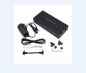 Windcamp x3 bateria caixa caso pacote para elecraft kx3 rádio 9*18650 li-na bateria