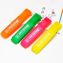 wholesale four-color highlighter nite writer stationery students supply Advertising promotions festivals housewarming weddings