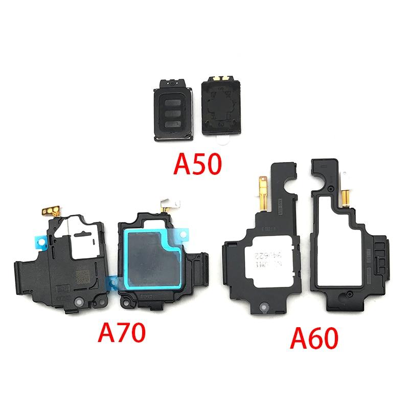 2Pcs/lot Buzzer Ringer Loud Speaker Loudspeaker Flex Cable Ribbon For Samsung Galaxy A50 A60 A70 A505 A605 A705