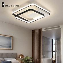 цена на Modern Led Ceiling Light For Living room Dinning room Bedroom Home Indoor Lighting Ceiling Lamp AC 90-260V Luminaires Fixtures