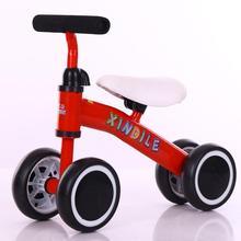 Детский трицикл для маленьких детей, детская Поворотная коляска в виде машины, Балансирующий автомобиль, учится ходить без ножных педалей, игрушки для верховой езды