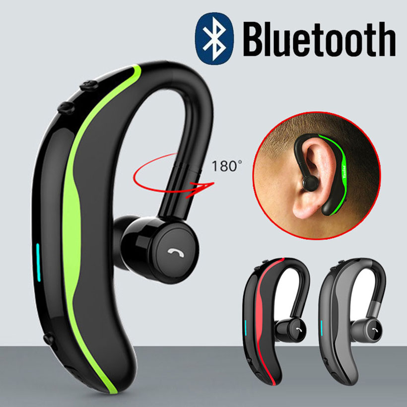 Original New Wireless Bluetooth Headphones Stereo Bass Headset with Mic Business Bluetooth Earphones  for iPhone Xiaomi Huawei