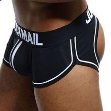 jockmail Brand Sexy Gay Underwear Men Jockstrap String Homme Thoncalzoncillo hom