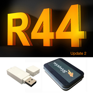 New Release R44 Update2 Dongle WYSIWYG r44 r40 Software Stage Light Show Fixture Simulator Encrypted USB Dog Interface Perform