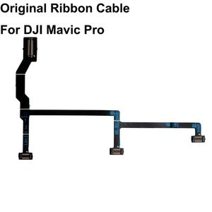 Image 1 - ของแท้ DJI Mavic Pro/Platinum ยืดหยุ่น PCB Gimbal Ribbon FLAT CABLE สำหรับกล้อง DJI Mavic Pro Gimbal
