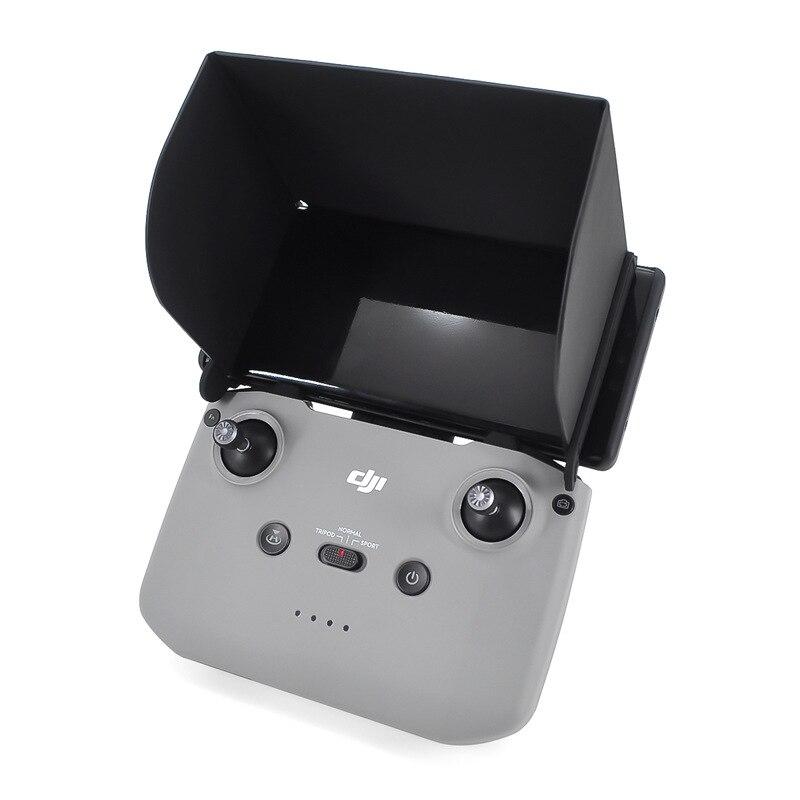 Remote Control Mount Mobile Phone Sun Hood Sunshade For DJI Mavic Air 2 / Mavic Mini Drone