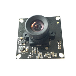 2MP USB Camera Module Board 120° OV2710 CMOS Sensor with Night Version No Distortion for Conference/Industrial/Internet Equipmen