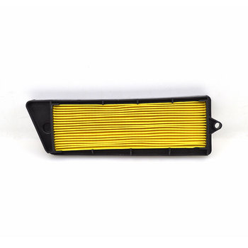 NEW High Quality Motorcycle Air Filter Cleaner For Haojue Suzuki Burgman AN125 AN 125 Aftermarket Spare Parts image
