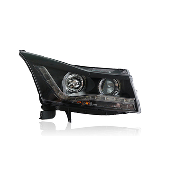 Car Styling for Chevrolet Cruze Headlights Cruze A8 LED Headlight DRL Lens Double Beam H7 HID Xenon Car Accessories