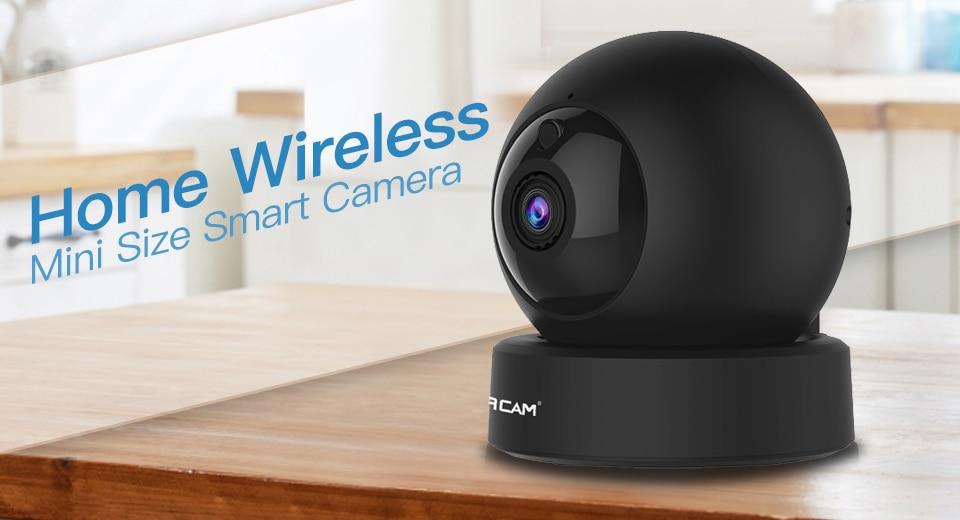 Ha0b203c433984891b670e8f301a5c2317 Vstarcam 1080P 2MP Dome Mini IP Camera G43S Wireless Wifi Security Camera PTZ Cam IR Night Home Surveillance Camera Baby Monitor