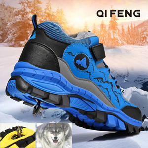 2019 Children Outdoor Sports Hiking Shoes, Boy Walking Anti-Skid Claw Trekking Shoes,Kids Wear Resisting Rock Climbing Footwear