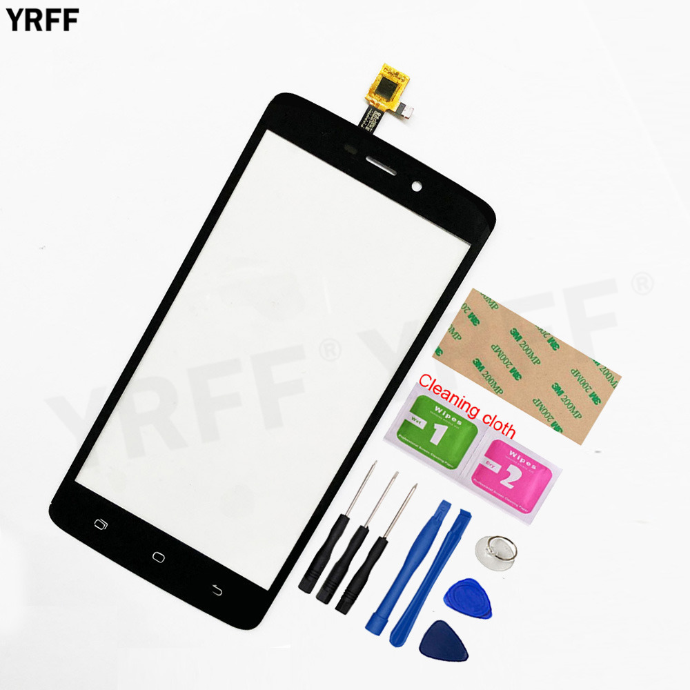 For Hisense T5 Plus Touch Screen Digitizer R Sensor Glass Panel Assembly Replacement