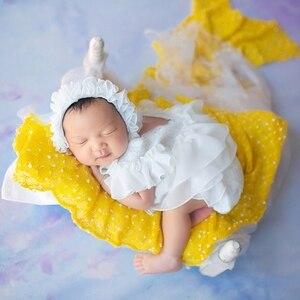 5 шт. для новорожденных Подставки для фотографий, комплект детской одежды, детский комбинезон, боди для малышей; Хлопковый Детский комплект шапок для фотосъемки с изображением окна во французском стиле костюм для съемок| |   | АлиЭкспресс