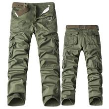 Men Clothing 2018 Mens Pants Streetwear Korean Fashion Vintage Loose Punk Full Length Cargo Pants Winter 2020 Aesthetic