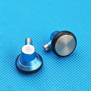 Image 5 - 15.4mm casque plat gratuit bricolage MMCX boîtier de casque en métal casques détachables gamme complète
