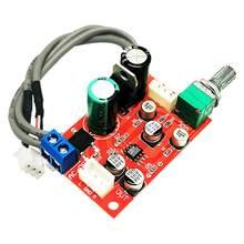 AD828 op amp preamplifier board single power supply power amplifier preamplifier board with potentiometer