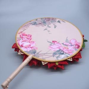Image 5 - Kyunovia Blush Pink Bridesmaids Rose Gold Bouquet Wine Burgundy Berry Bridal Bouquet Wedding Bouquet Flowers D151