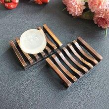 1 шт горячая Распродажа Портативный Бамбуковый деревянный держатель