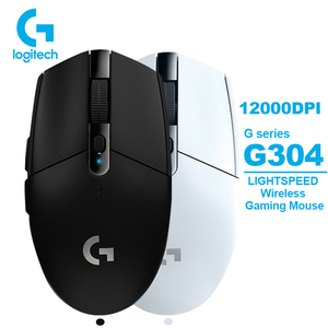 Logitech G304 Gaming Mouse 2.4G Wireless HERO Engine 12000DPI 1MS Report Rate for LOL PUBG Fortnite Overwatch CSGO