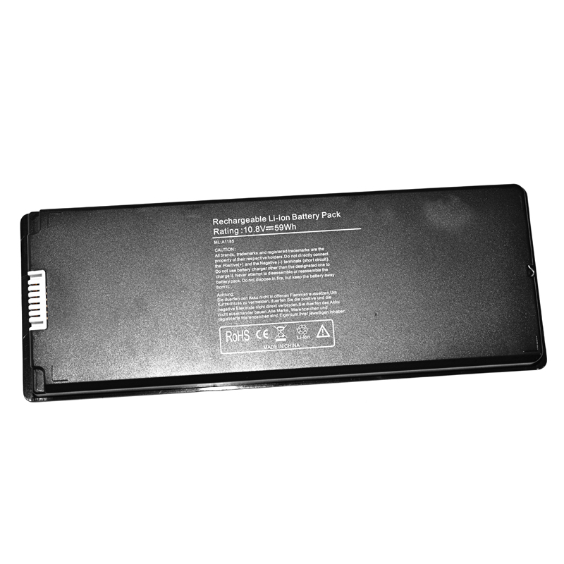 59WH 10 8v Laptop battery for APPLE MacBook 13 quot A1181 MA472 MA701 661 4703 A1185 MA561 MA561FE MA561G A MA561J A MA561LL A in Laptop Batteries from Computer amp Office
