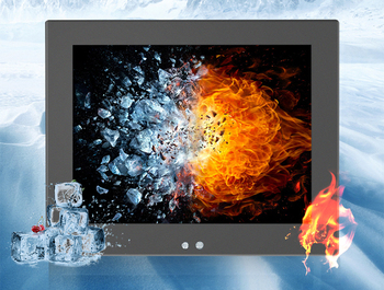 10.1 Inch Aluminum Alloy New Model Cheap Fanless Industrial Touch Screen All In One PC